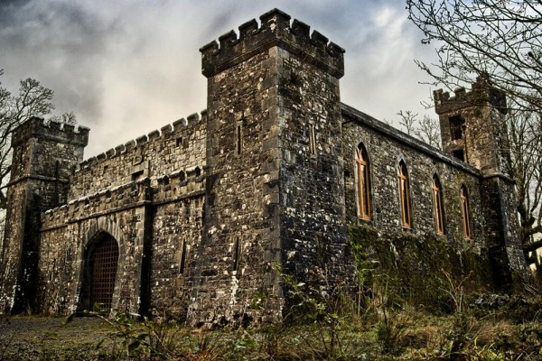 Wedding Destination : Cloontykilla Castle, Roscommon